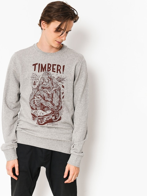Element Sweatshirt Joyride Crew (grey heather)