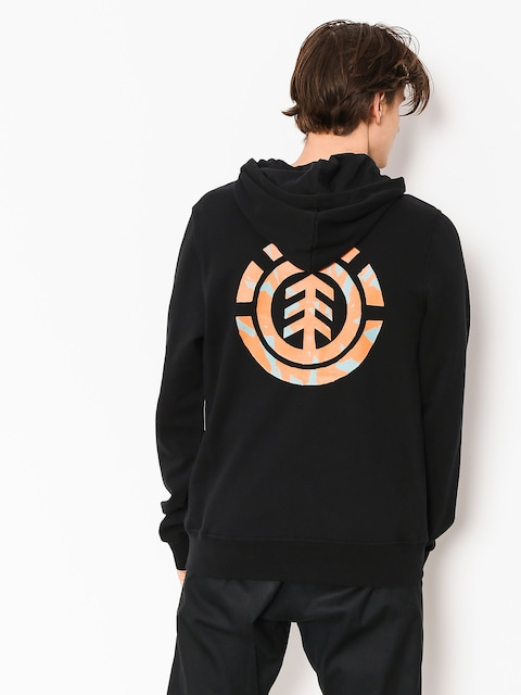 Element Hoodie Revert HD (flint black)