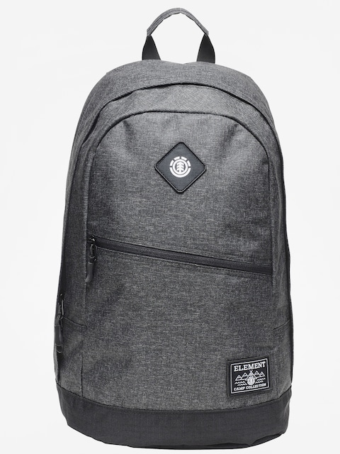 Element Rucksack Camden (black grid htr)