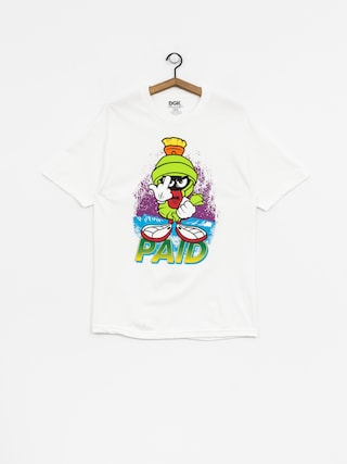 DGK T-Shirt Paid (white)