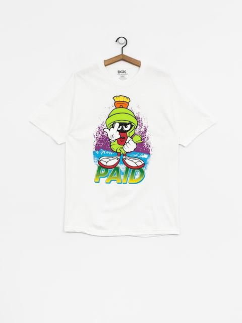 DGK T-Shirt Paid