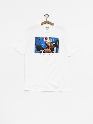 DGK T-Shirt Aint Easy (white)