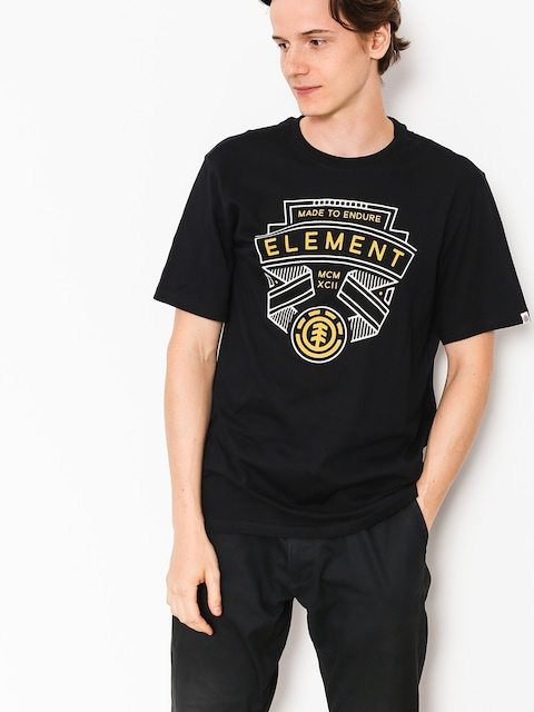Element T-shirt Askew (flint black)