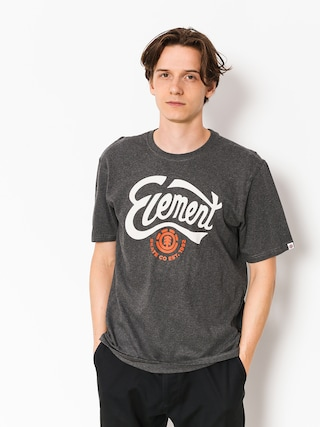 Element T-shirt Bump (charcoal heathe)