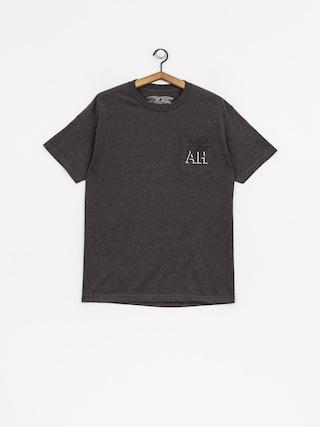 Antihero T-Shirt Drphro Pkt (charcoal heather)