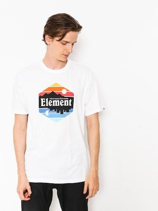 Element T-shirt Dusk (optic white)