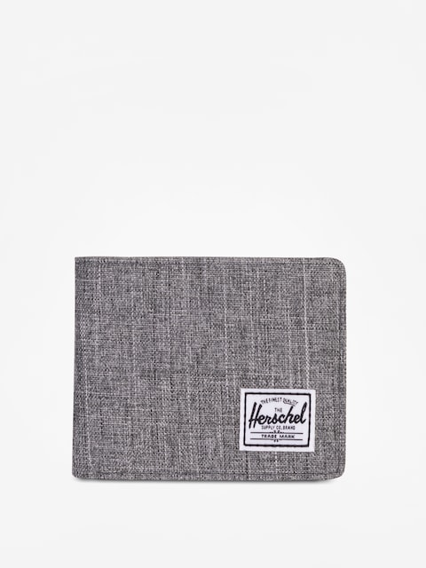 Herschel Supply Co. Geldbörse Roy Rfid (raven crosshatch)