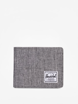 Herschel Supply Co. Wallet Roy Rfid (raven crosshatch)