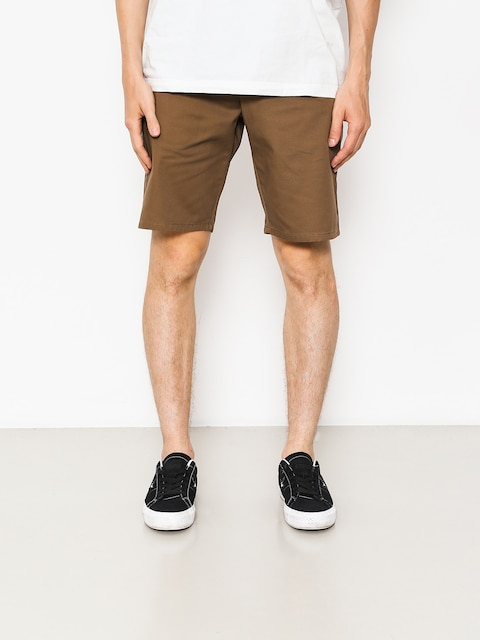 Brixton Shorts Carter (dark khaki)
