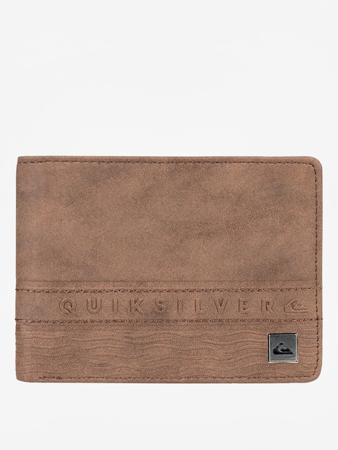 Quiksilver Geldbörse Every Day Stripe 3 (chocolate)