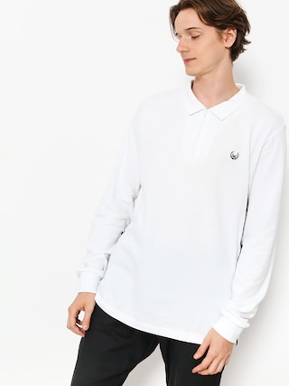 Koka Polo t-shirt Tape (white)