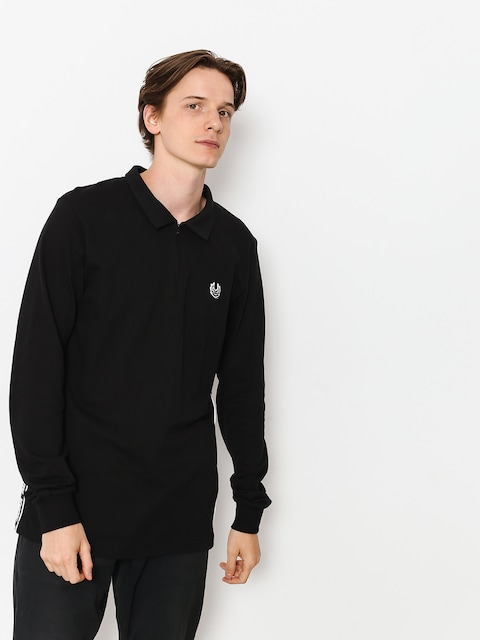 Koka Polo t-shirt Tape (black)