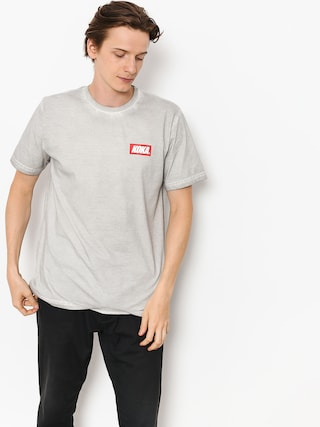 Koka T-shirt Mini Boxlogo Prew (light grey)