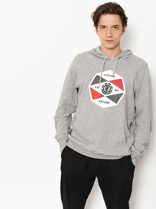 Element Hoodie Bisect HD (grey heather)
