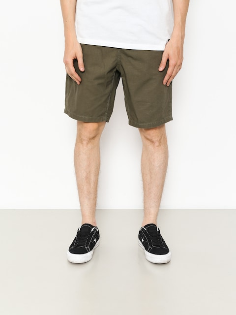 Element Shorts Pull Up Ripstop Wk (moss green)