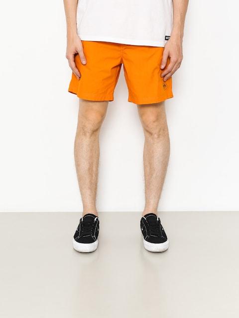 Element Shorts White Water (safety orange)