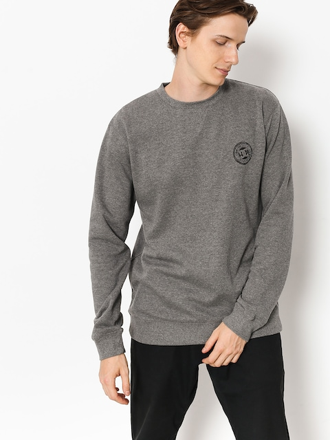 DC Sweatshirt Rebel (charcoal heather)