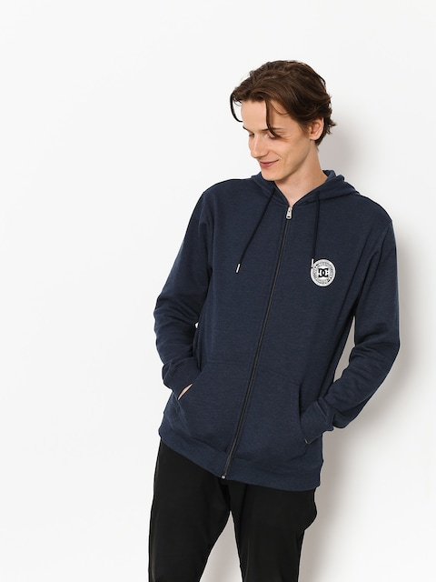 DC Hoody Rebel ZHD (black iris)