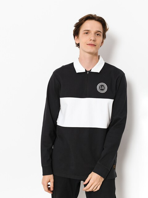 Levi's Longsleeve Ls Rugby (jet black)