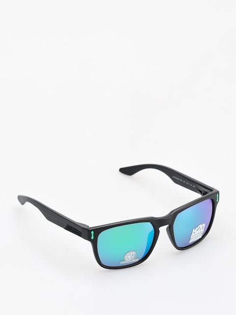 Dragon Sunglasses Monarch (matte black h20/green ionperformance polar)