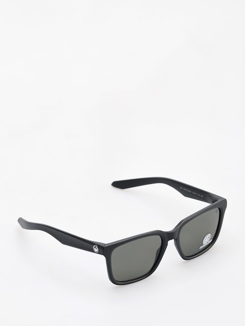 Dragon Sunglasses Baile (matte black/smoke performance polar)