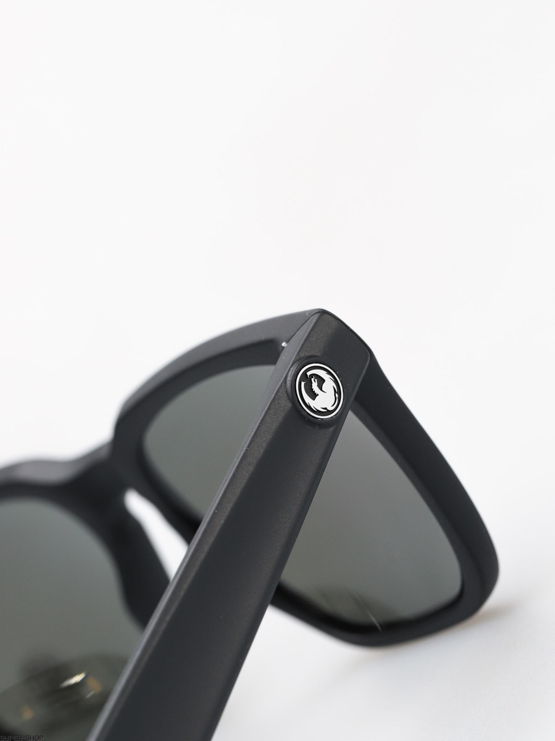 619ad163ea1 Dragon Sunglasses Baile (matte black smoke performance polar)