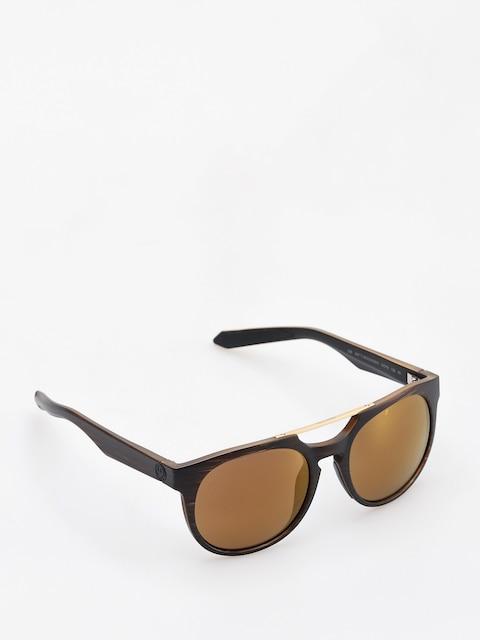 Dragon Sunglasses Proflect (matte wood grain/copper ion)