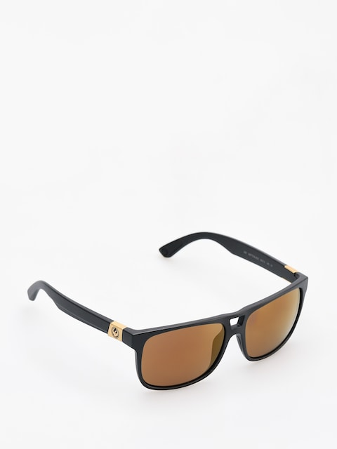Dragon Sunglasses Roadblock (matte black/copper ion)