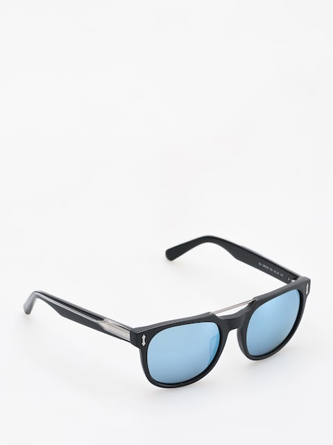Dragon Sonnenbrille Mix (matte black/blue)