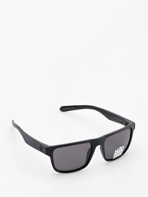 Dragon Sunglasses Inflector (matte black h20/smoke performance polar)