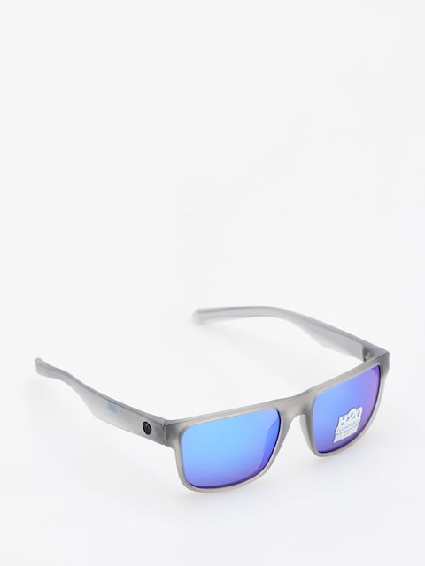 Dragon Sunglasses Inflector (matte crystal slate h20/blue ion performance polar)
