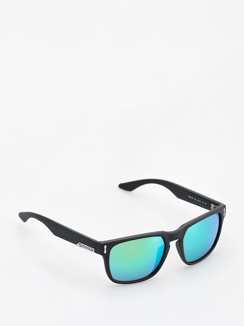 Dragon Sunglasses Monarch (matte black/green ion)