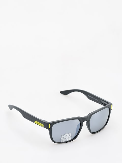Dragon Sunglasses Monarch (matte magnet grey h20/smoke performance polar)