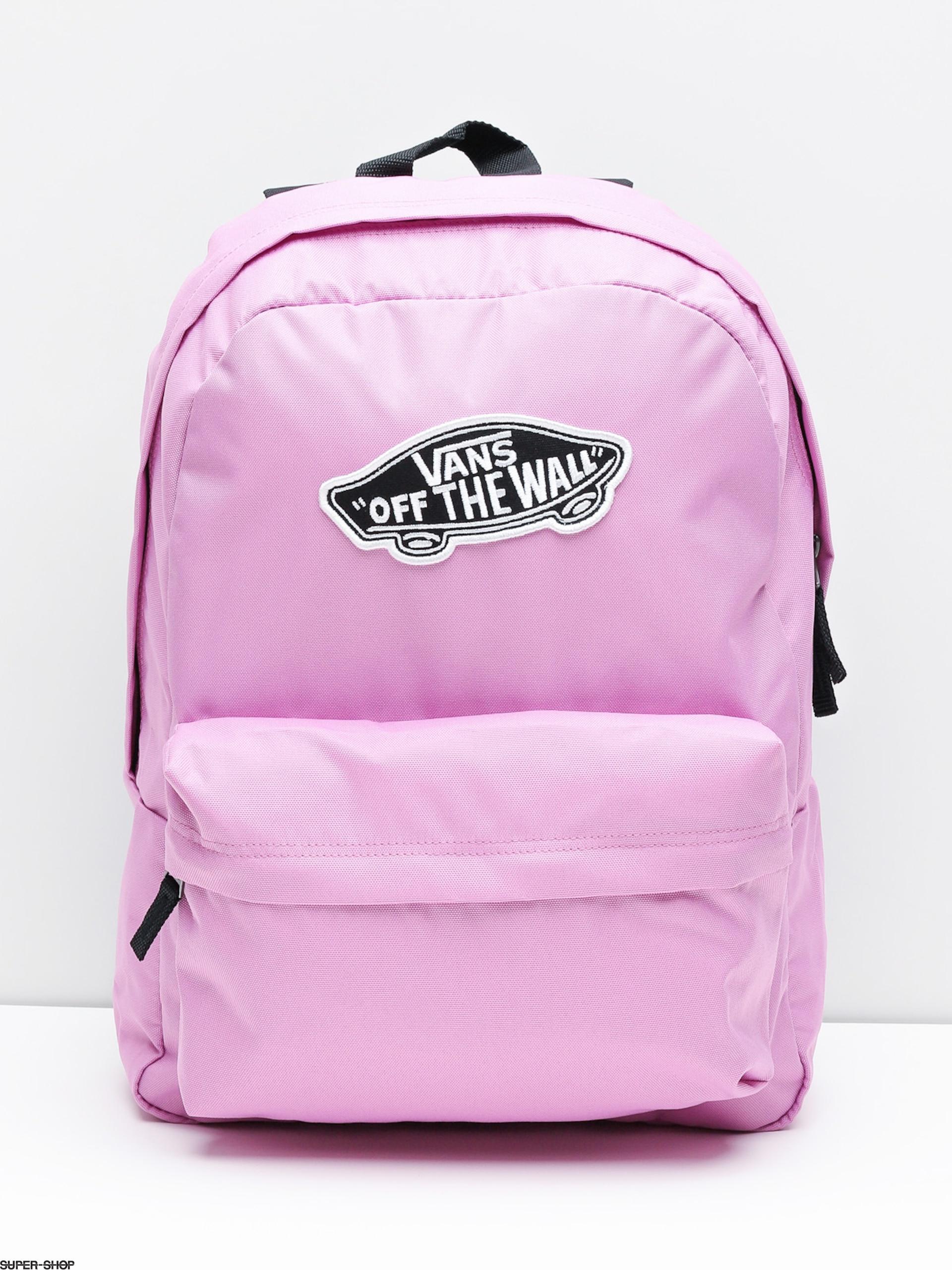 Vans Backpack Realm Wmn (violet)