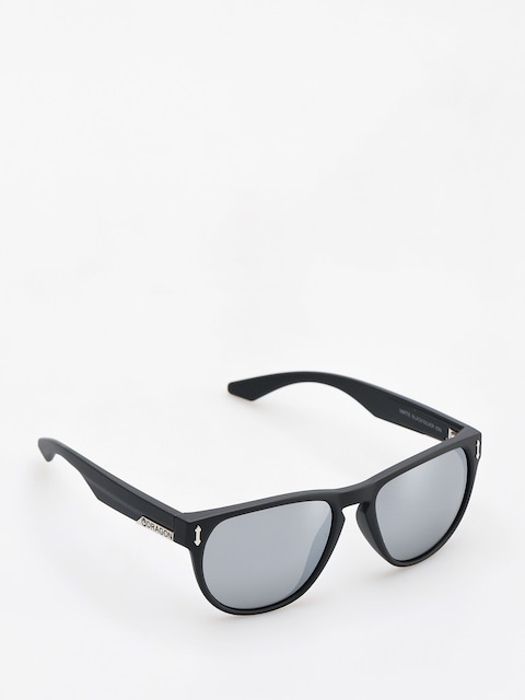Dragon Sunglasses Marquis (matte black/silver ion)