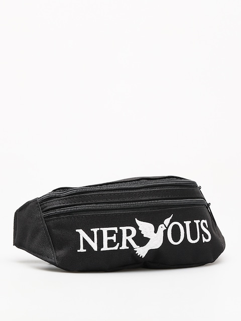 Nervous Bum bag Classic (black/white)