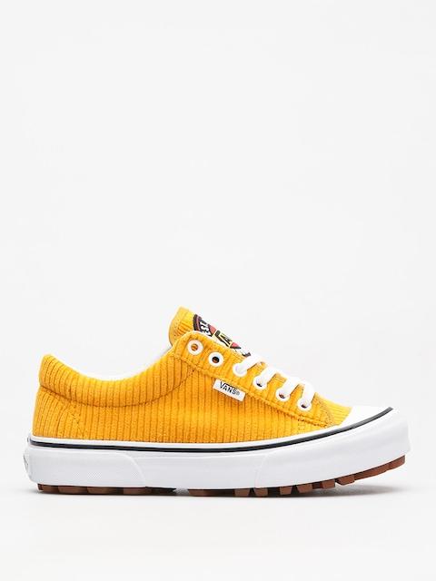Vans Schuhe Style 29 Design Assembly (sunflower/true white)