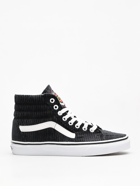 Vans Shoes Sk8 Hi Design Assembly (black/true white)