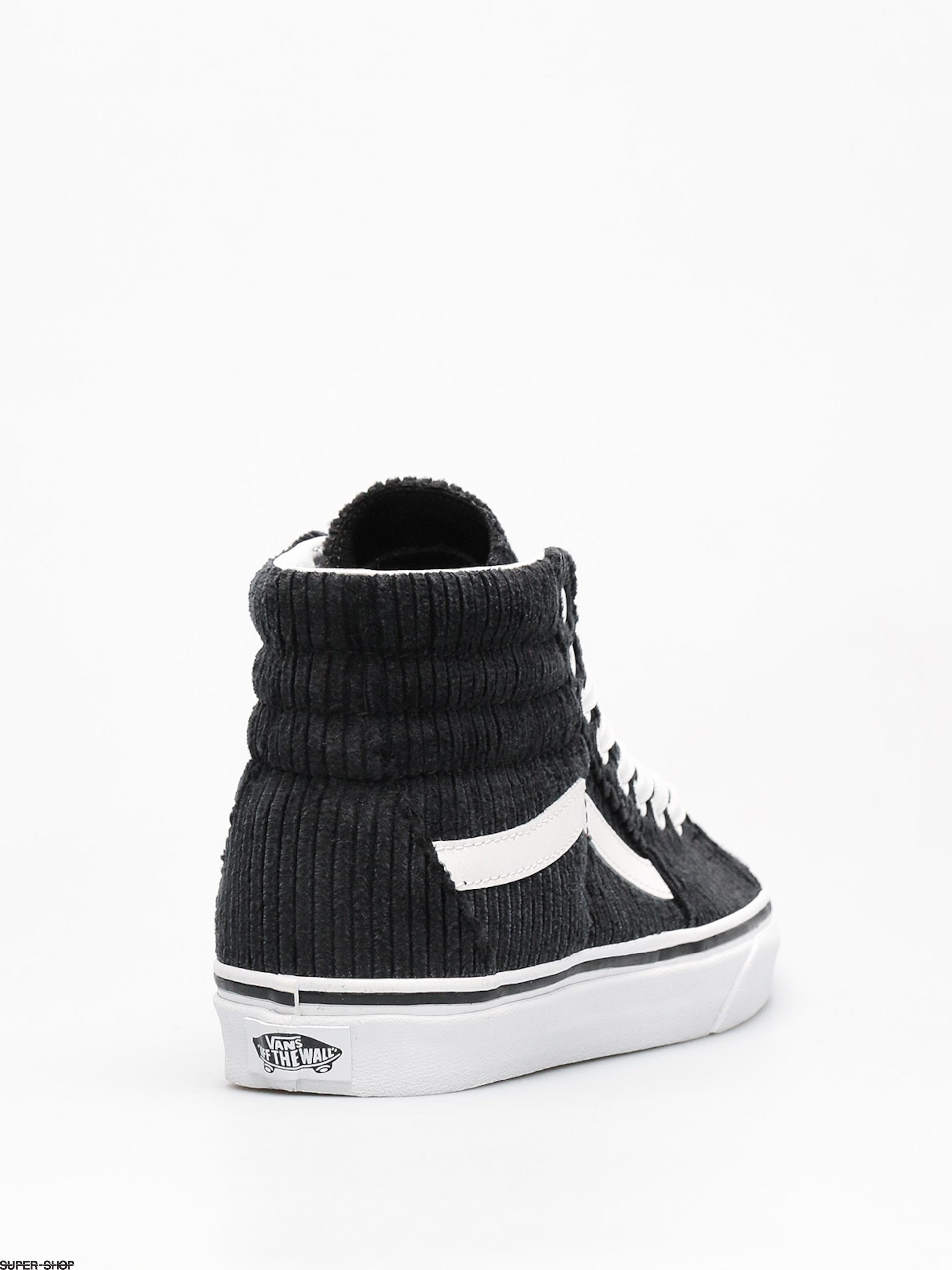 c64b7e1e94 Vans Shoes Sk8 Hi Design Assembly (black true white)