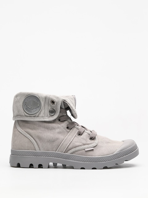 Palladium Shoes Us Baggy W (titanium/high rise)