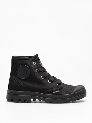 Palladium Schuhe Pampa Hi Wmn (black)