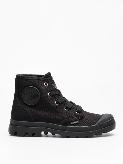 Palladium Schuhe Us Pampa Hi Wmn (black)