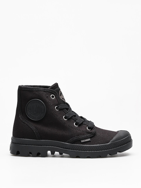 Palladium Shoes Pampa Hi Wmn (black)