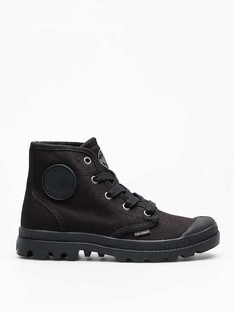 Palladium Shoes Pampa Hi Wmn (black)