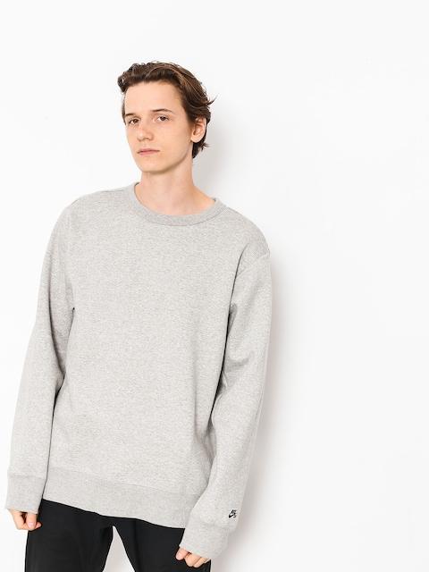 Nike SB Sweatshirt Sb Crew Icon Essnl (dk grey heather/black)