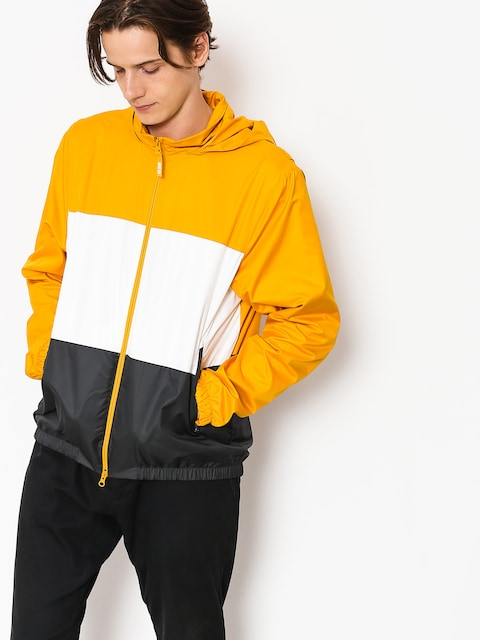 Nike SB Jacke Sb Shield (yellow ochre/white/anthracite)