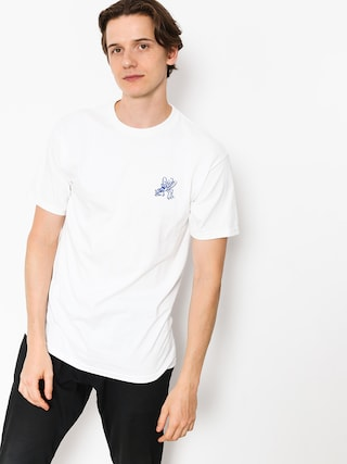 Brixton T-Shirt Buzz (white)