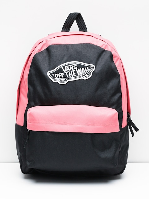Vans Backpack Realm Wmn (black/desert rose)