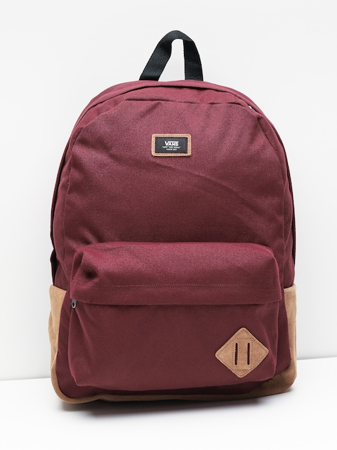Vans Backpack Old Skool II (port royale/rubber)