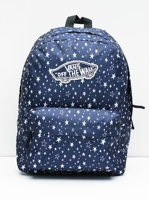 Vans Backpack Realm Wmn (medieval blue star)